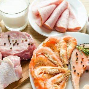 В каких продуктах есть белок