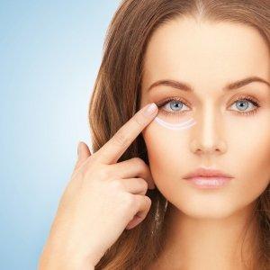 Как быстро убрать отечность глаз