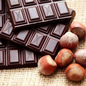 Калорийность плитки горького шоколада
