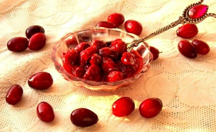 Кизил польза и вред для организма калорийность