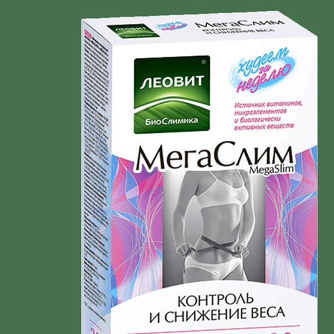 Лекарство для похудения леовит