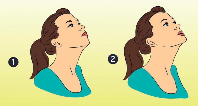 Упражнения для похудения лица и щек — Похудение